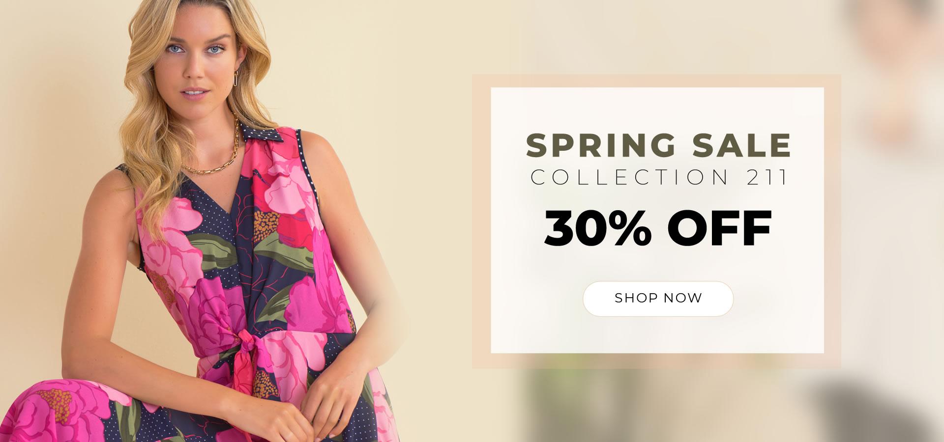 Joseph Ribkoff Spring Sale - 30% off