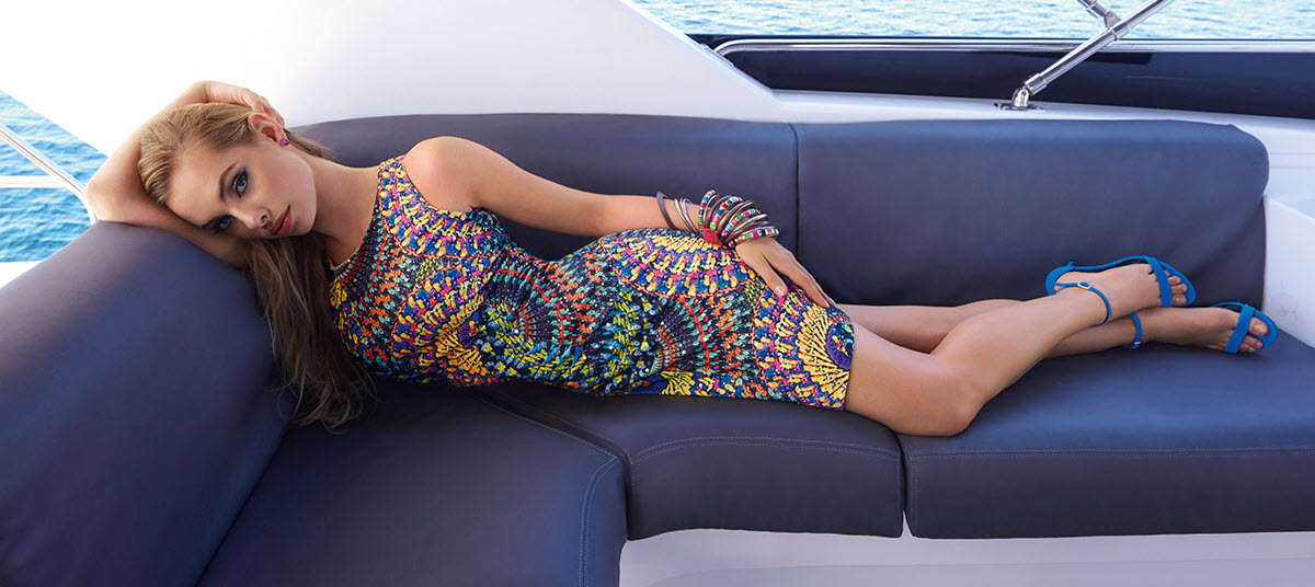 Trendy Joseph Ribkoff Dresses for Summer 2017
